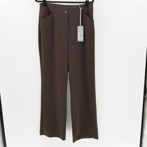 Chico's Emma RG Pants in Chocolate